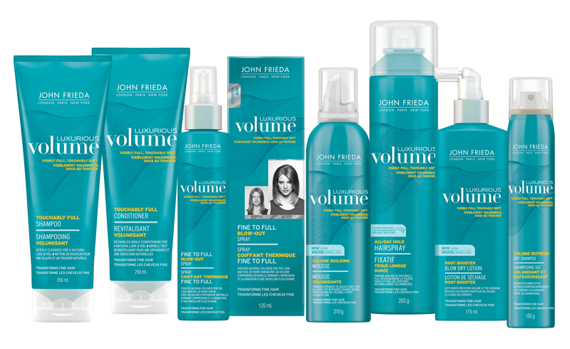 Luxurious Volume John Frieda