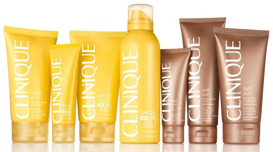 Kosmetyki Clinique Sun