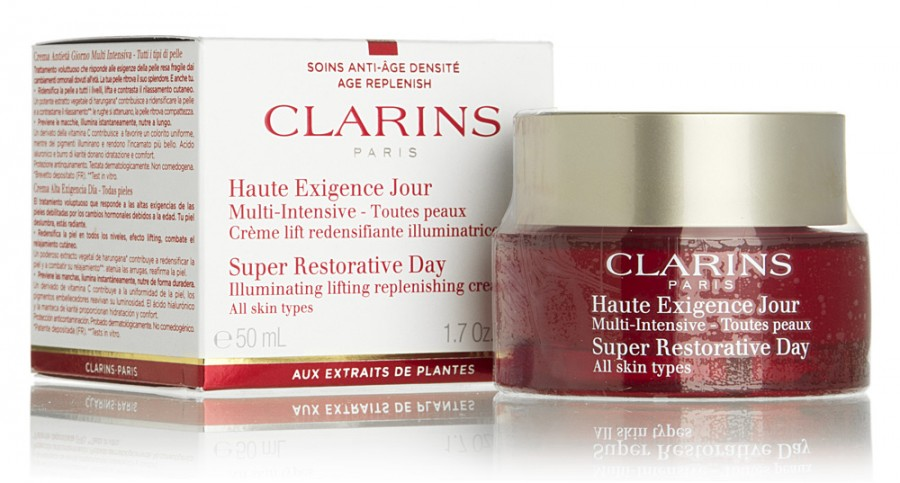 Super Restorative Clarins