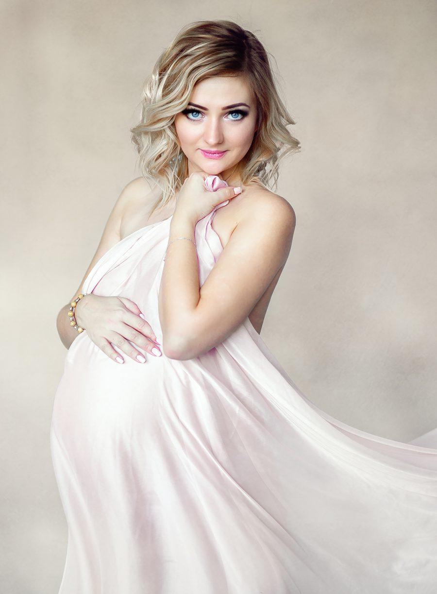 jak być piękną w ciąży