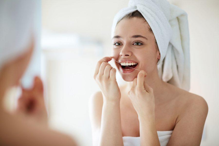 jak prawidłowo szczotkować zęby?