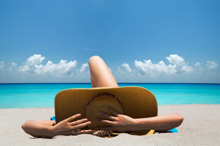 jak skutecznie chronić skórę przed słońcem?