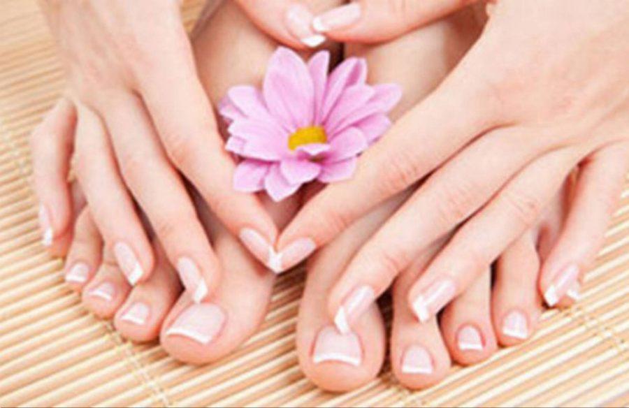 domowa pielęgnacja stóp i dłoni