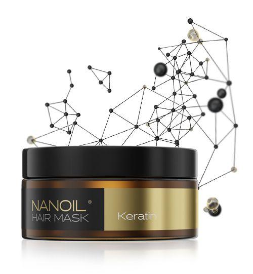 Najlepsza maska keratynowa - Nanoil